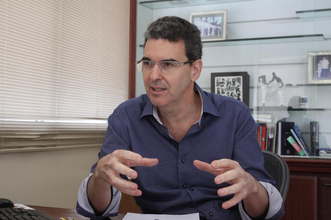 Empresário Geraldo Luciano