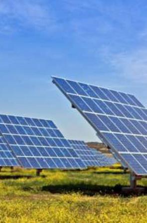 Energia solar (Foto: DIVULGAÇÃO)