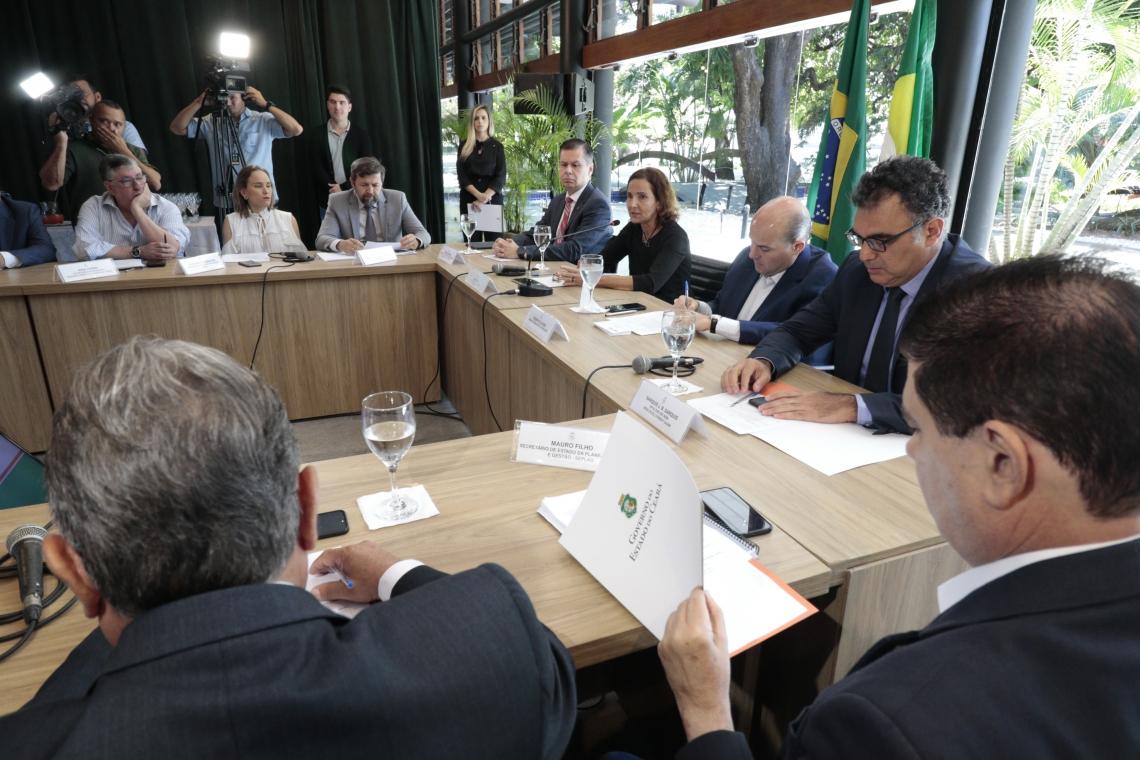 EVENTO no Palácio da Abolição celebra cinco anos do Novo Banco de Desenvolvimento