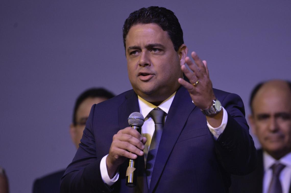 FELIPE SANTA CRUZ, presidente da OAB (Foto: Fabio Rodrigues Pozzebom/Agência Brasil)