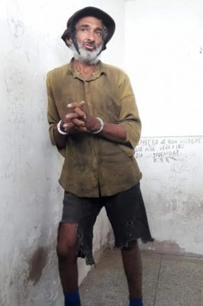 Zé do Valério viveu quase três meses escondido no sertão, perseguido pelas forças da Segurança Pública do Ceará