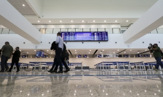 NOVA ÁREA de check-in do Aeroporto de Fortaleza