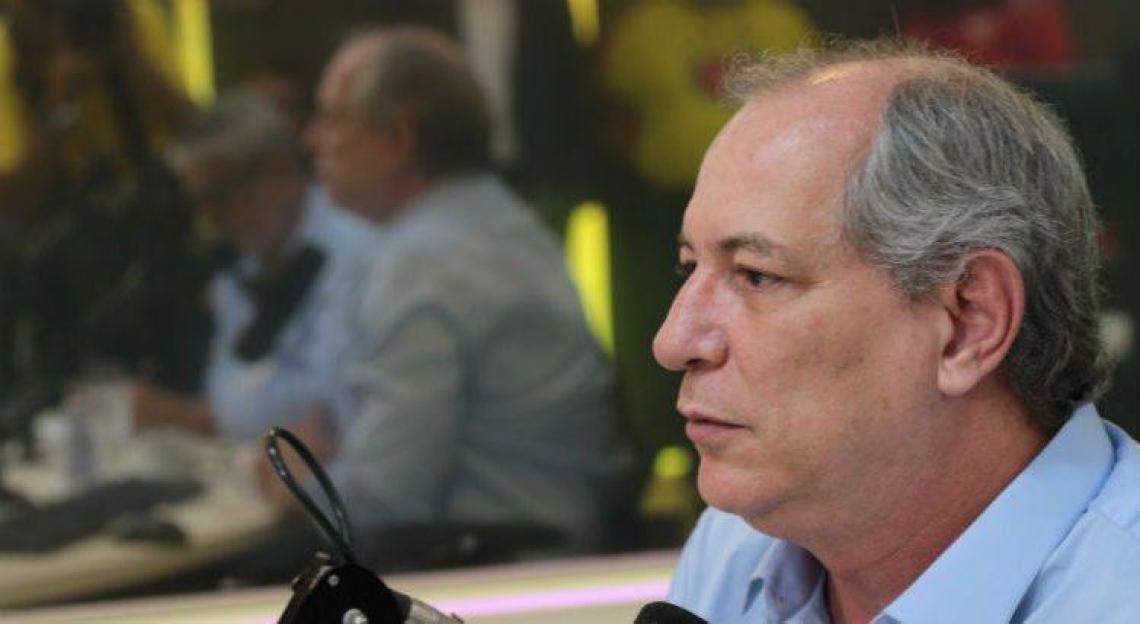 Ciro Gomes afirma que ainda irá se informar sobre o assunto (Foto: Divulgação)