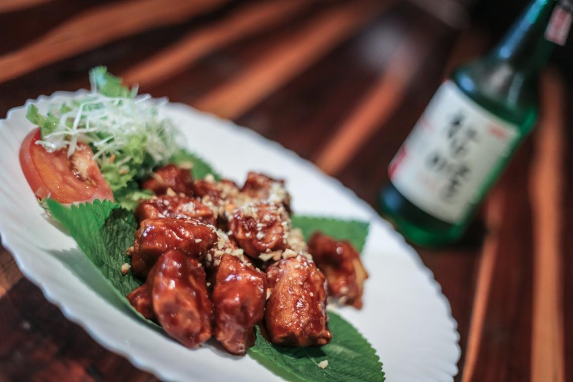 Restaurante coreano em Fortaleza conquista paladar dos cearenses (Foto: Priscila Smith/Especial para O POVO)