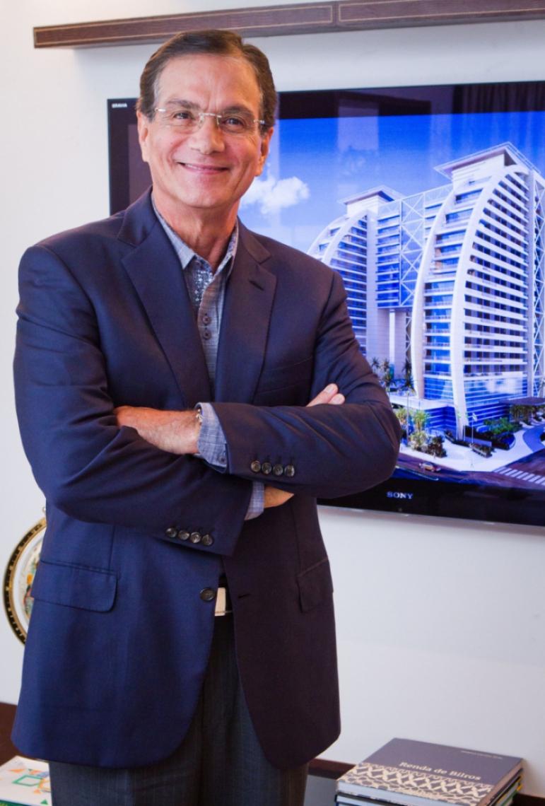Beto Studart, presidente da BsPar