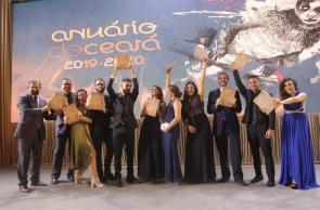 EQUIPE que produziu o Anuário do Ceará 2019-2020