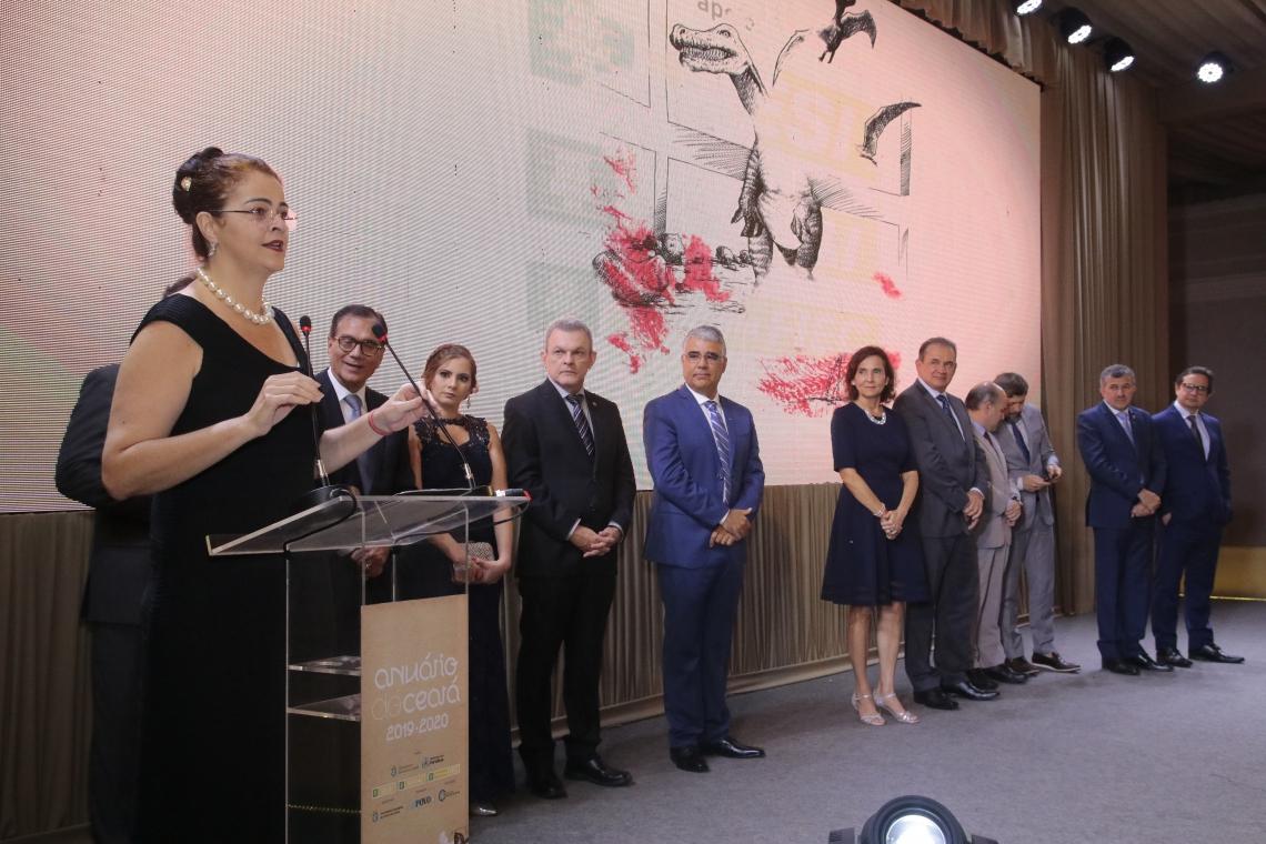 Lançamento Anuário do Ceará 2019-2020