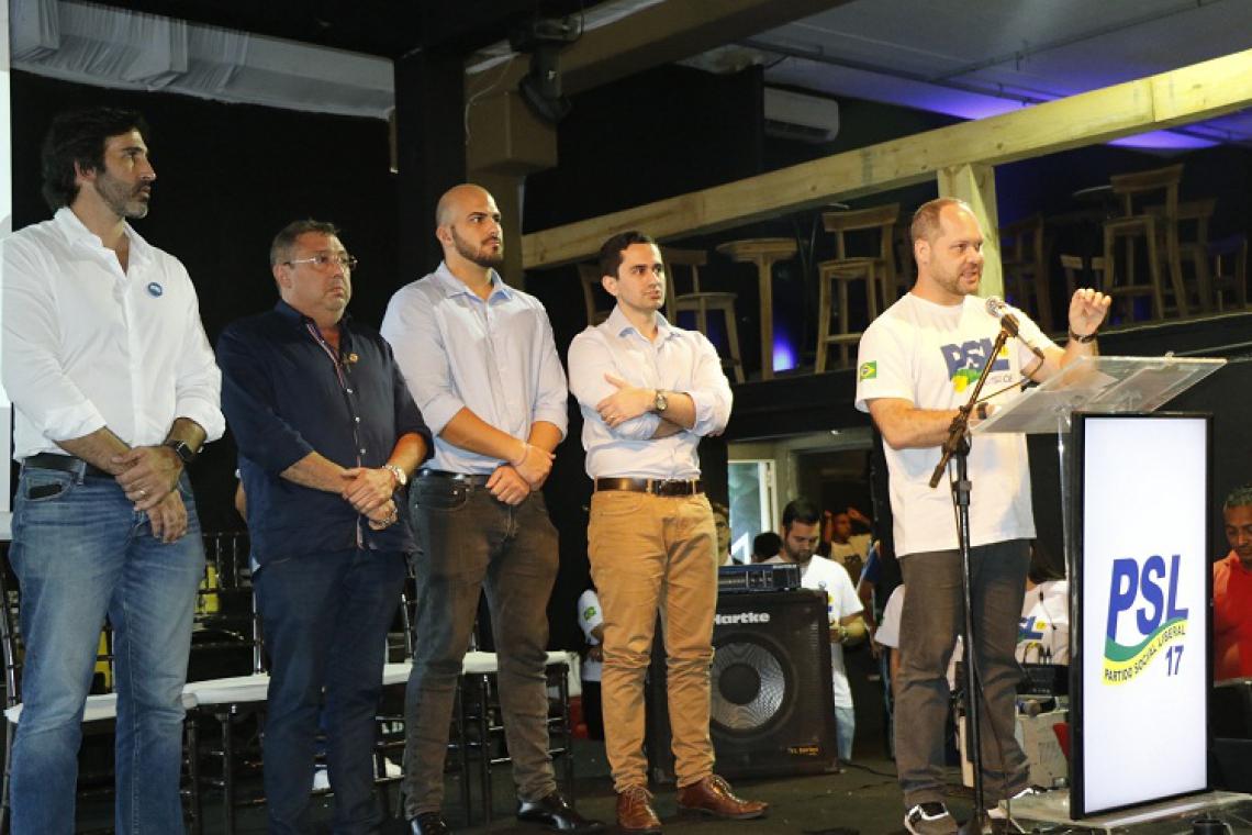 Heitor Freire defende partido
