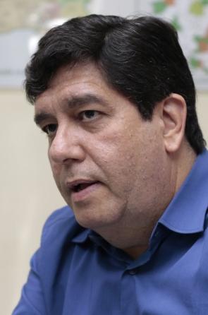 DR CABETO, secretário da Saúde do Ceará