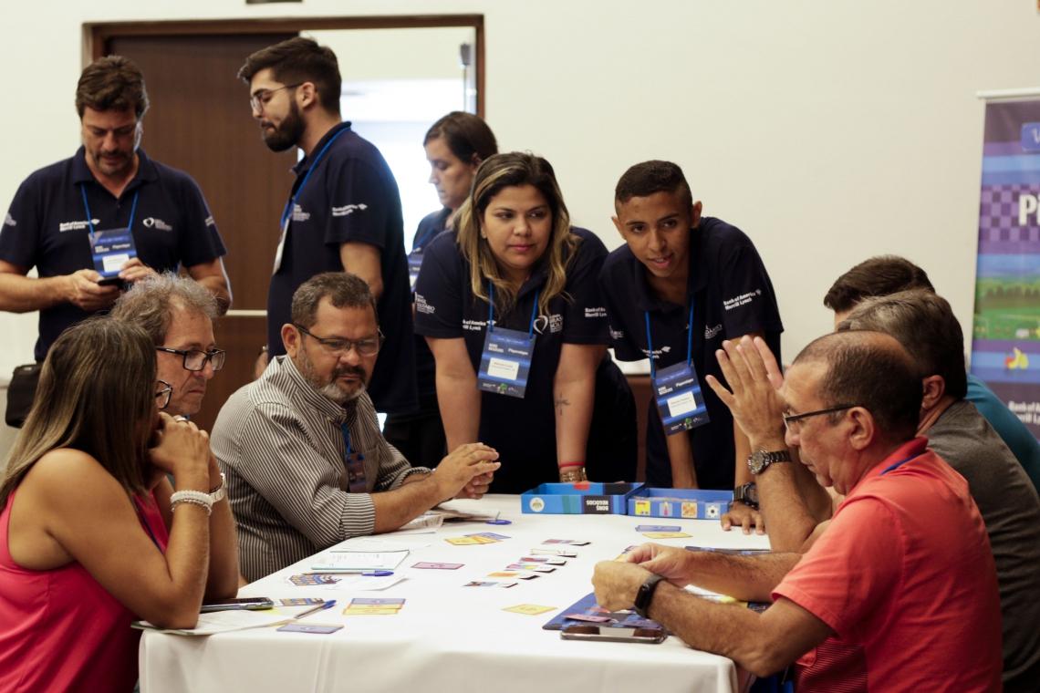 FORTALEZA, CE, BRASIL, 26-08-2019: Seminário sobre educação financeira. (Fotos: Deísa Garcêz/Especial para O Povo)