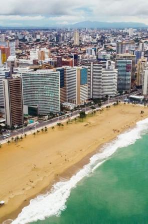 O imposto de Fortaleza alcança aproximadamente 787 mil imóveis da Cidade (Foto: FCO Fontenele)