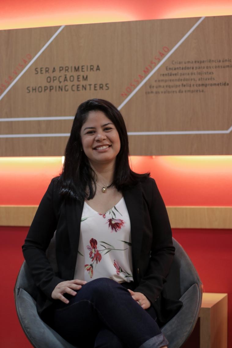 Priscilla Coelho é administradora e tem MBA em Gestão Empresarial