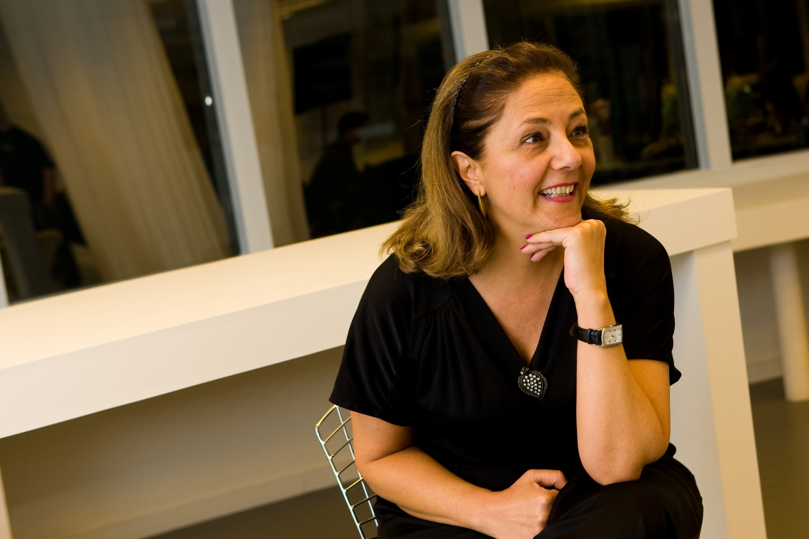 Cléa Klouri, sócia do Hype60+