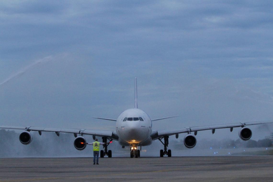 O hub da Air France-KLM/Gol foi inaugurado no Aeroporto de Fortaleza em maio de 2018