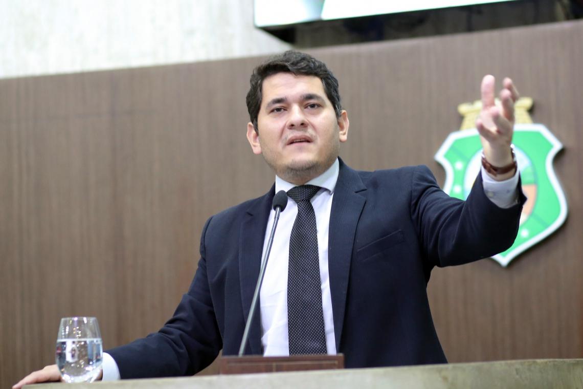 Deputado Audic Mota (Foto: máximo moura/assembleia)