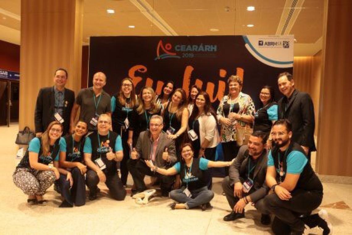 Comissão de voluntários da ABRH-CE