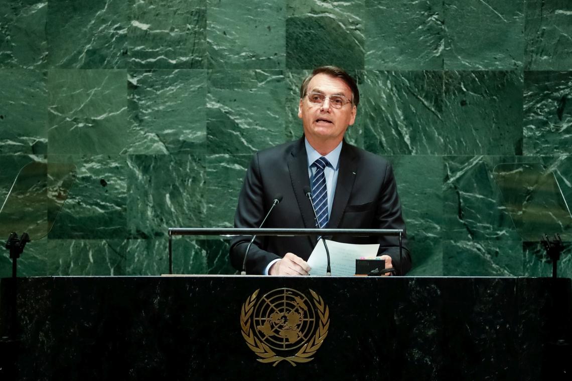 Bolsonaro ainda não tem destino partidário após deixar o PSL (Alan Santos/PR)