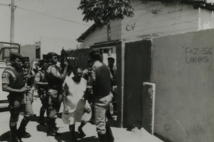 Operação da PM desmontou 1º esconderijo do CV em Fortaleza