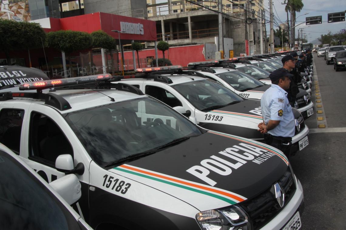 PLANO Plurianual prevê um aumento de investimentos em segurança pública no Ceará