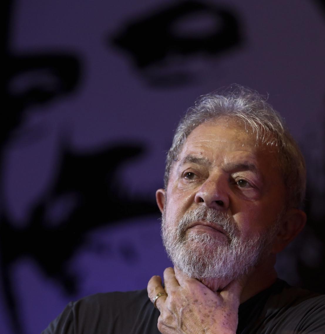 Ex-presidente Lula apresenta uma visão de Estado que seu governo muitas vezes contrariou