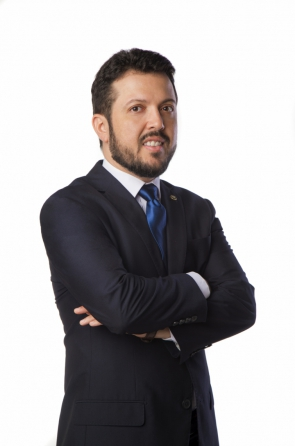 Rubens de Lima Júnior, candidato para defensor público geral