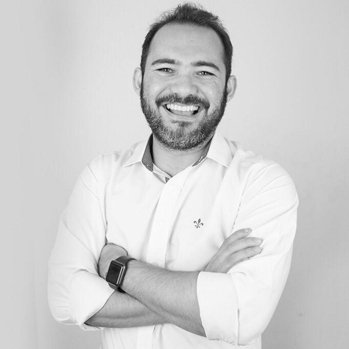 Douglas Feitosa é coordenador da CDL Jovem do Ceará