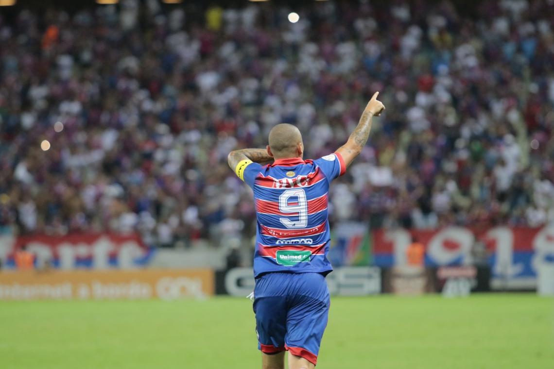 Com os dois gols, Wellington Paulista se tornou o artilheiro do Fortaleza no ano