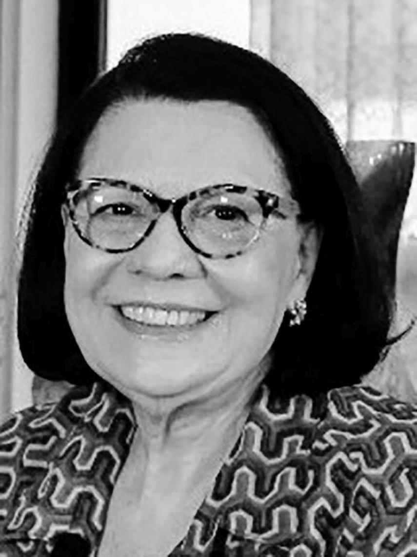 Zilma Cavalcante Psicóloga, escritora e fundadora da Universidade Sem Fronteiras