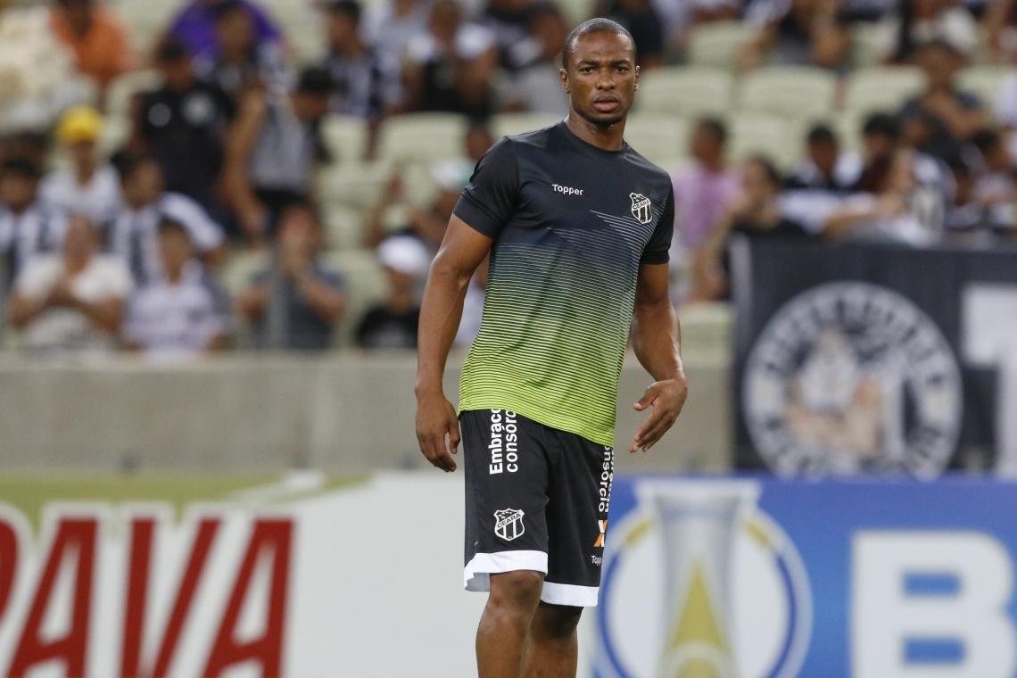 Luiz Otávio está prestes a jogar a partida de número 150 pelo Ceará