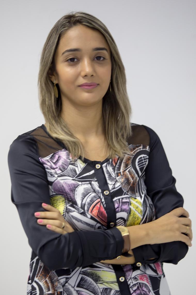 Talitta Saboya é mestre em Psicologia
