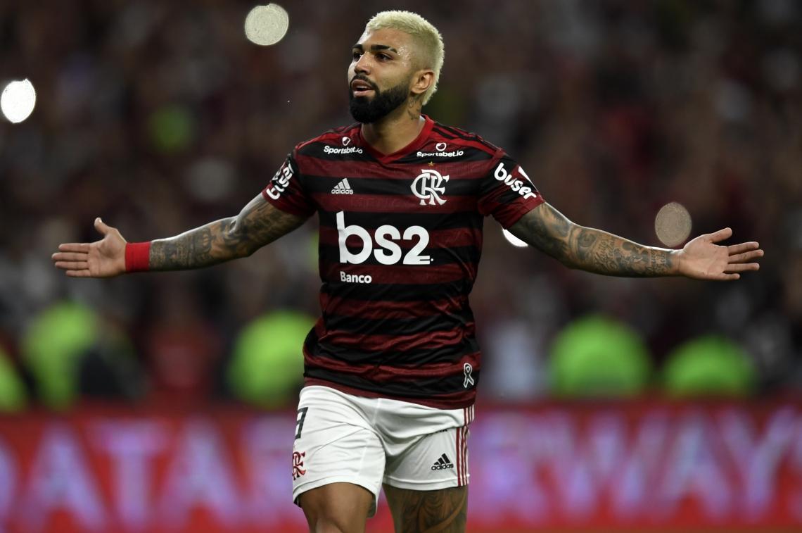 Gabigol tem sido destaque da campanha do Flamengo na Série A