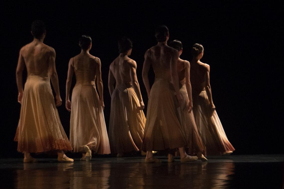 São Paulo Companhia de Dança foi um dos destaques na Bienal Internacional de Dança do Ceará, onde apresentou três espetáculos