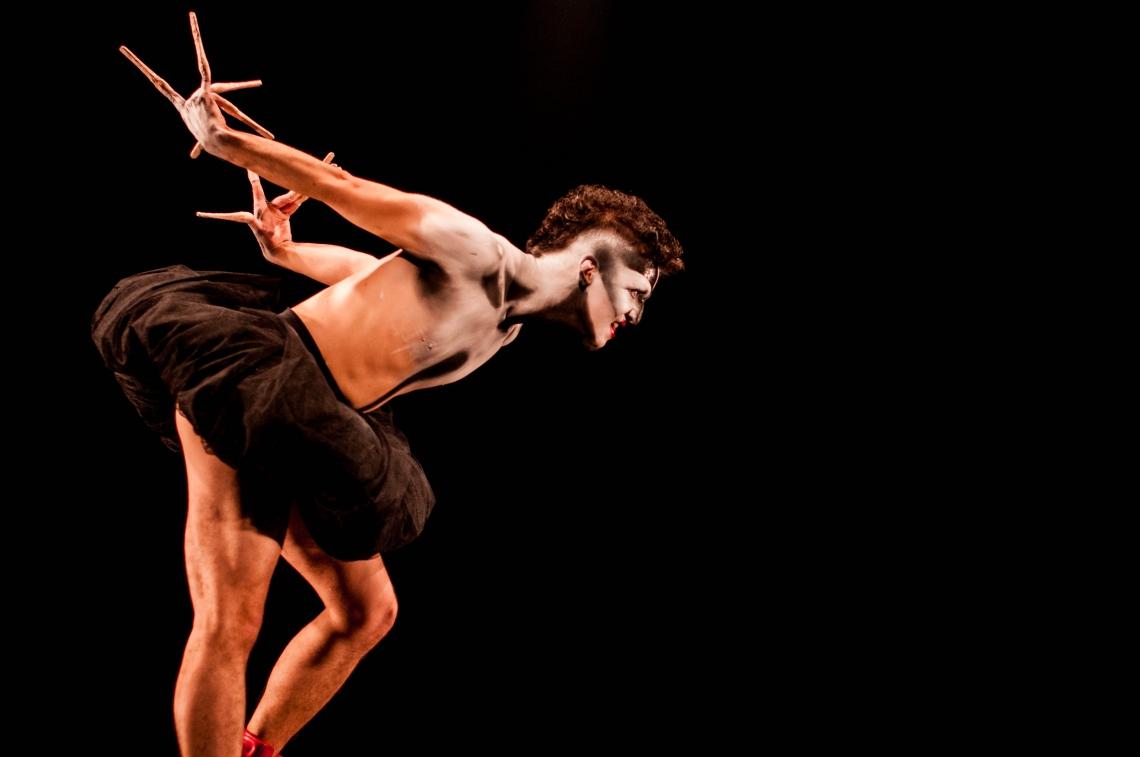 Espetáculo UM, de Mauricio Flórez