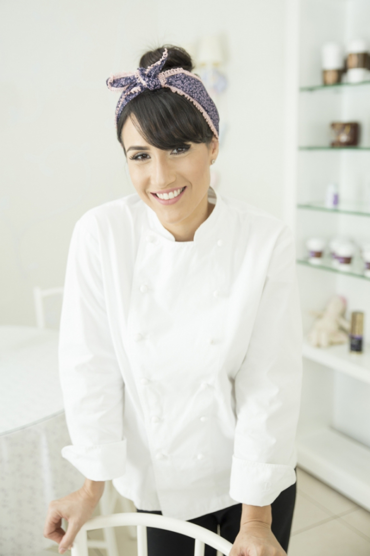 Lia Quinderé, da Sucré, começou sua doceria com poucos produtos, hoje assina linhas comercializadas em grandes redes de supermercados