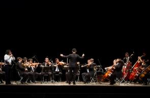 A Orquestra Brasileira Contemporânea se apresenta neste domingo, 10