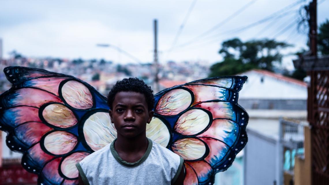 Sem Asas, de Renata Martins (SP) (Foto: Caroline Lima/ Divulgação)