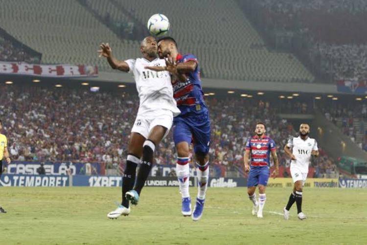 RESTANTE da Copa do Nordeste poderá ser disputada em Recife (Foto: Fco Fontenele/O POVO)