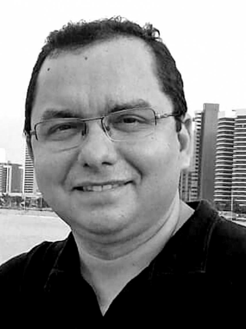 Cícero Robson Pereira, sociólogo e professor