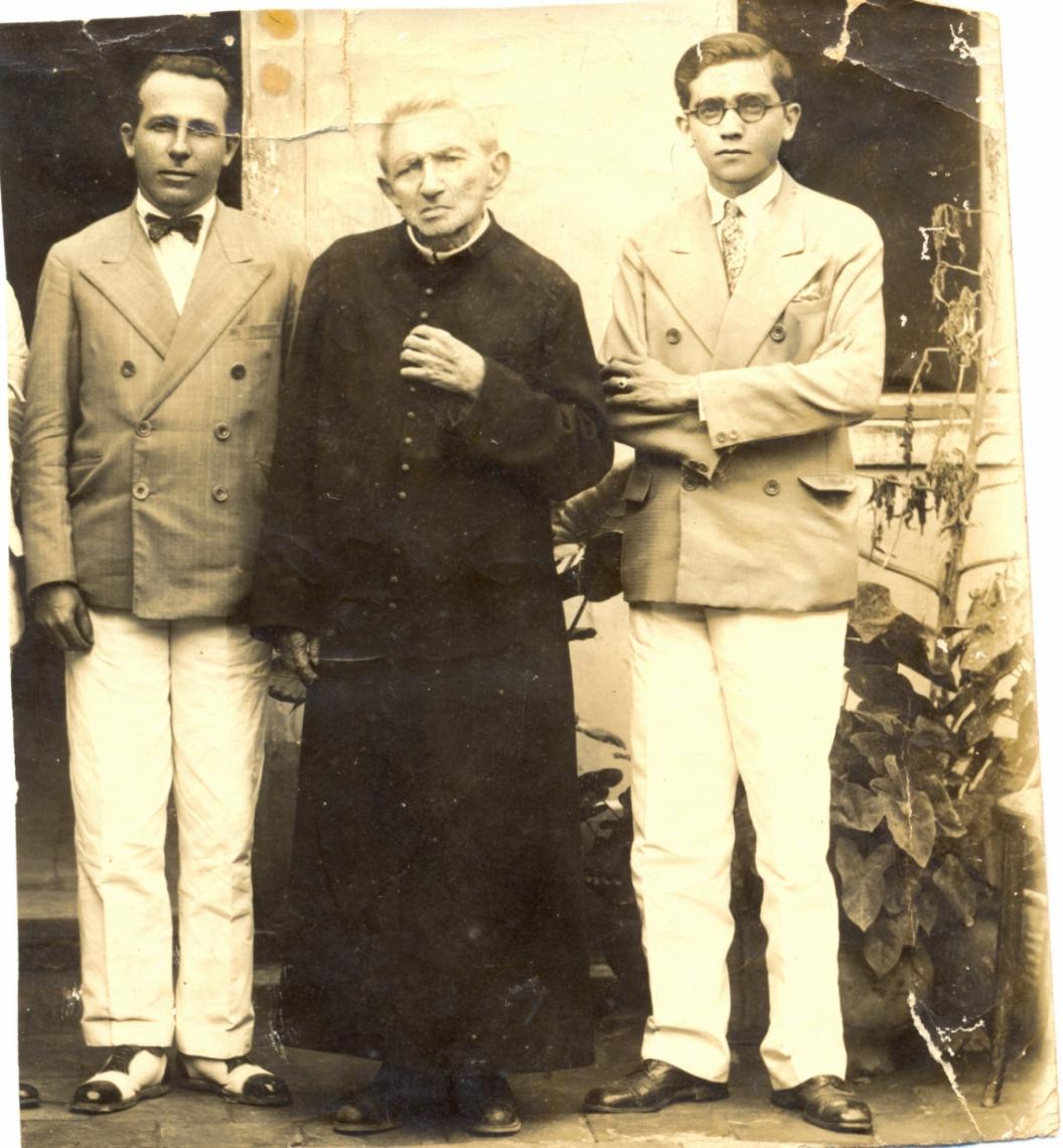 Alfeu Aboim, Pe. Cícero, Paulo Sarasate.