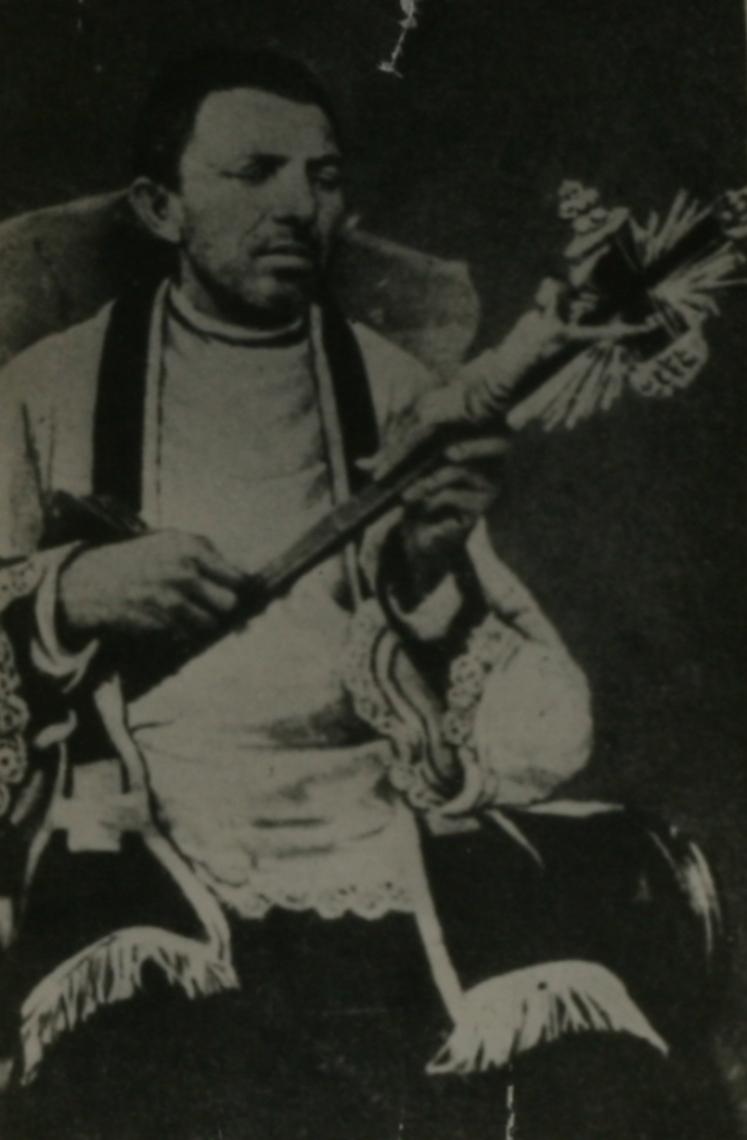 Padre Cícero, quando jovem