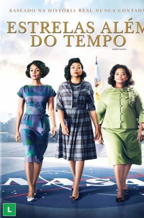 Poster do filme Estrelas Além do tempo