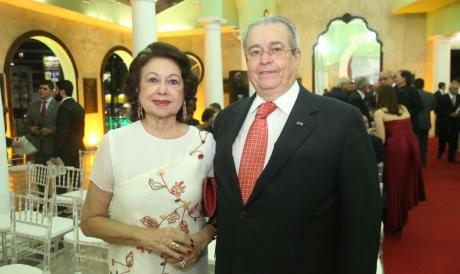 Yolanda e Metom Vasconcelos