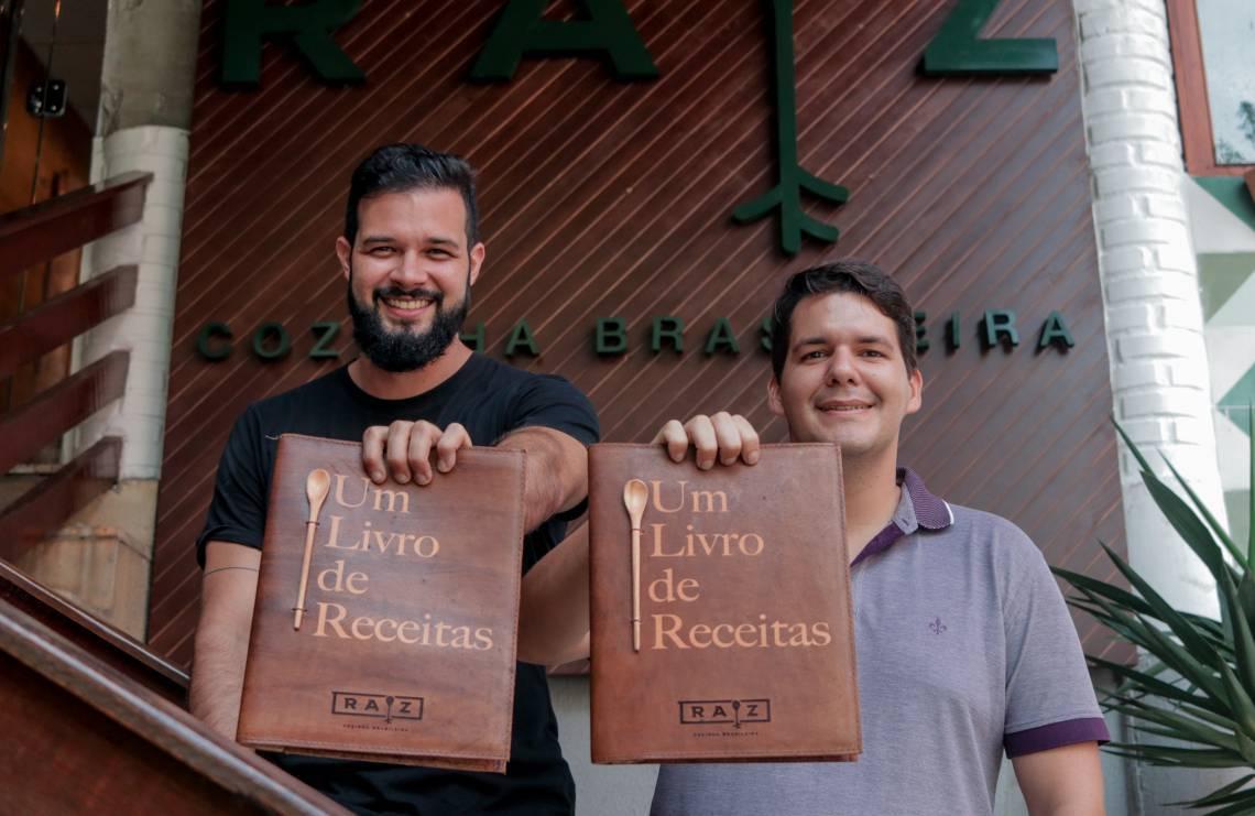 É um restaurante de três amigos para as famílias (Foto: Priscila Smiths/Especial para O POVO)