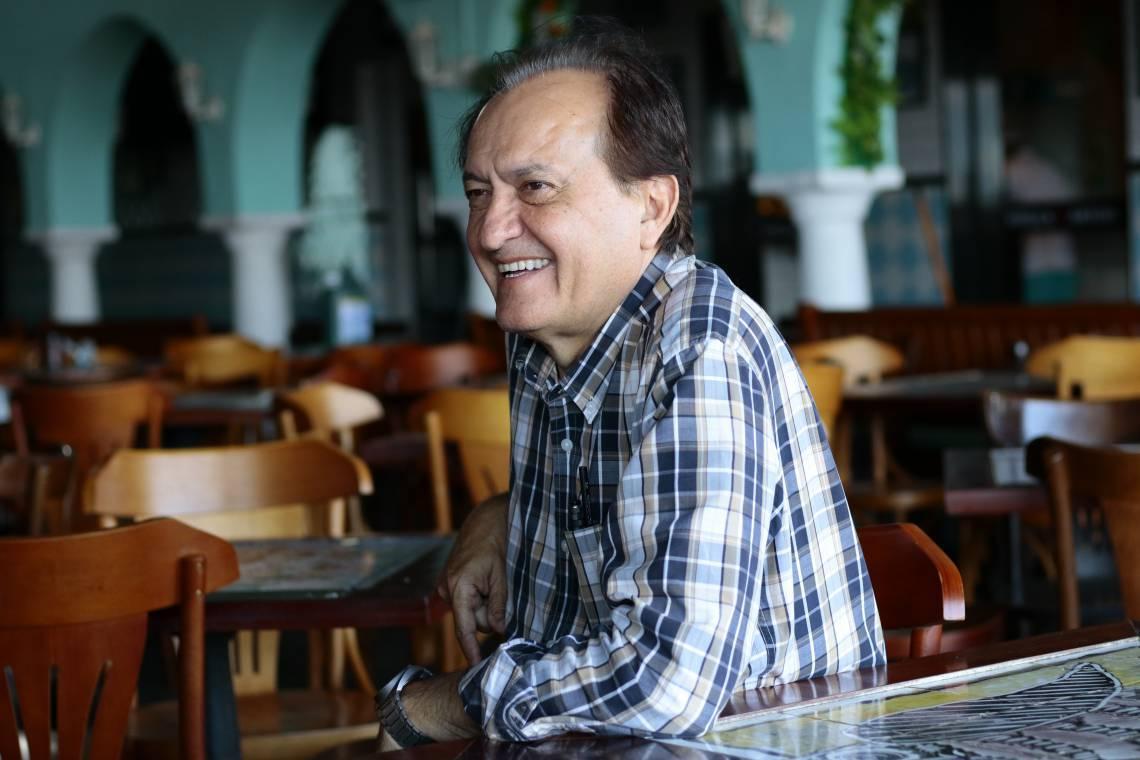 Prof Fábio Perdigão coordena o laboratório de gestão integrado da zona costeira