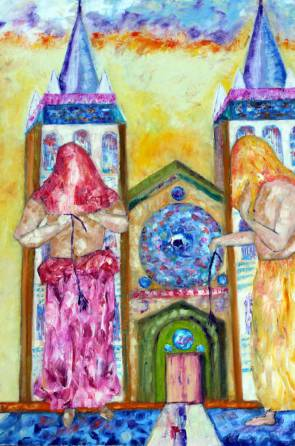 a prática religiosa dos penitentes