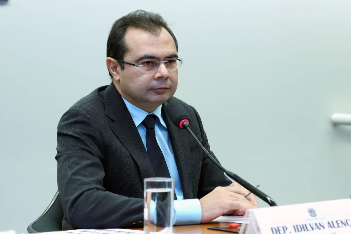 Deputado Federal Idilvan Alencar  (PDT)