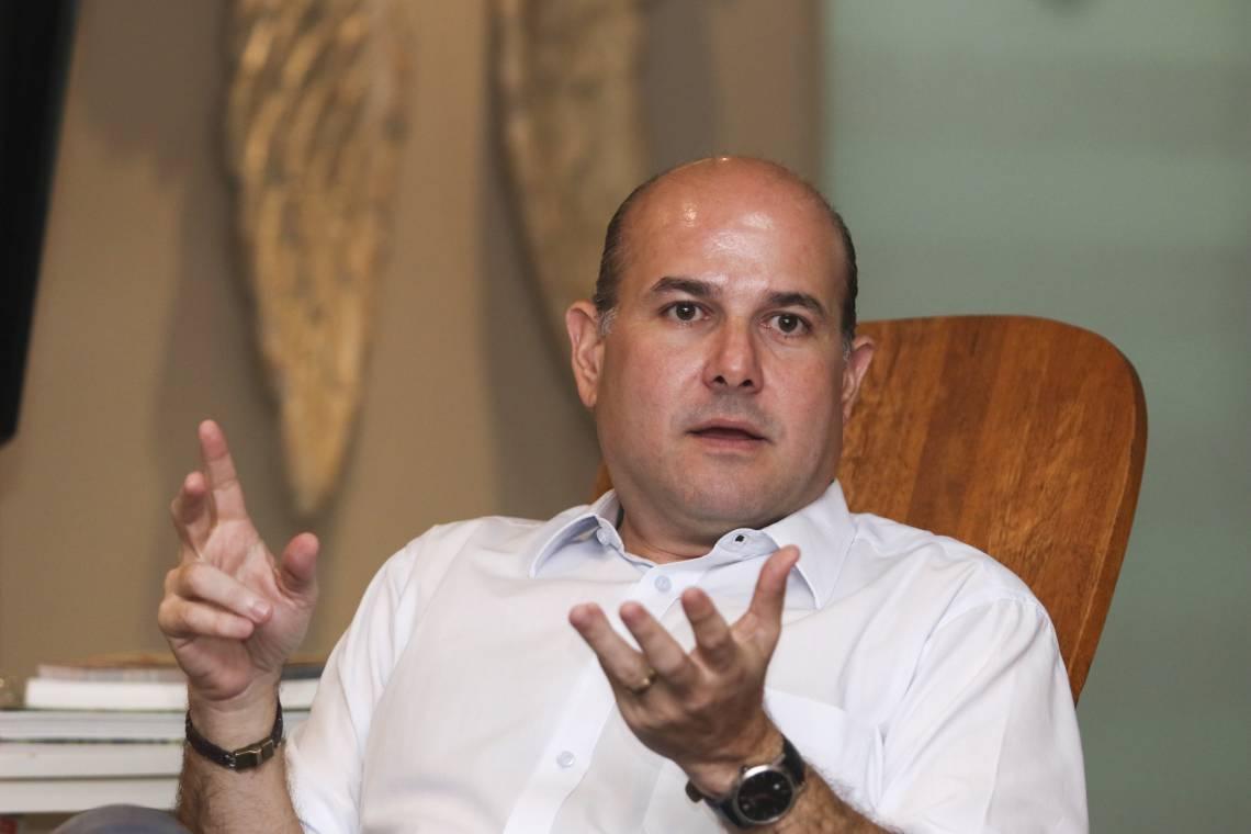 Roberto Claudio, prefeito de Fortaleza (Foto: Fabio Lima)