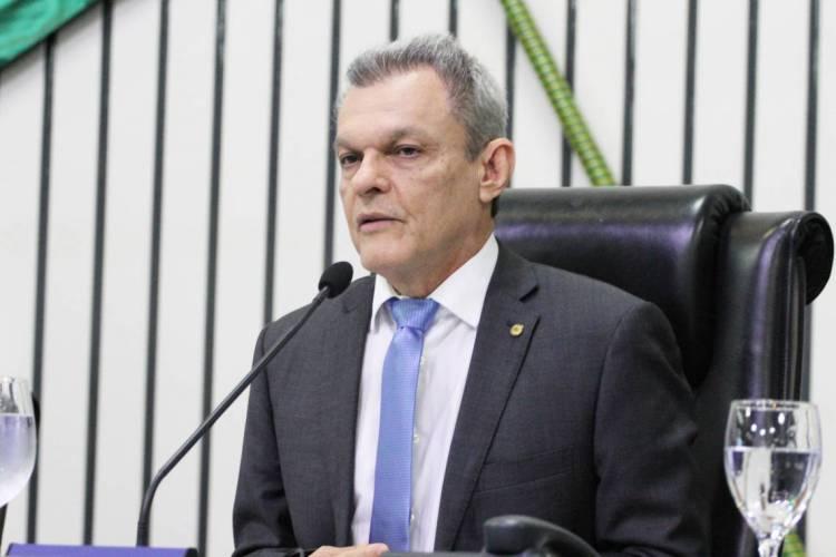 José Sarto, presidente da Assembleia Legislativa