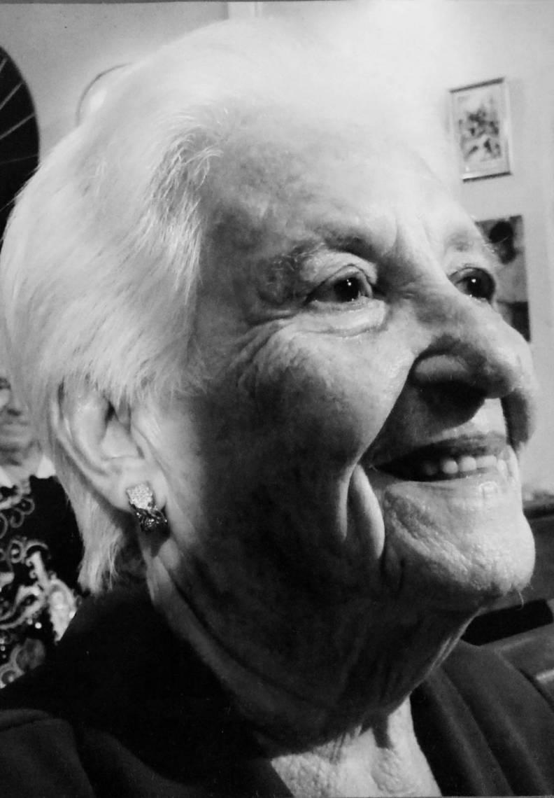 Elzita Santa Cruz, uma das perfiladas do livro