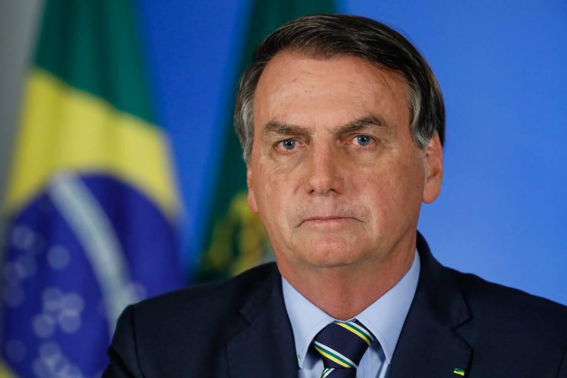 DURANTE o discurso, Bolsonaro voltou a ser alvo de panelaços em ao menos nove capitais